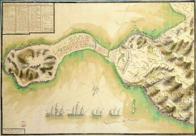 Ceuta 1765