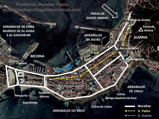 Ceuta ataque