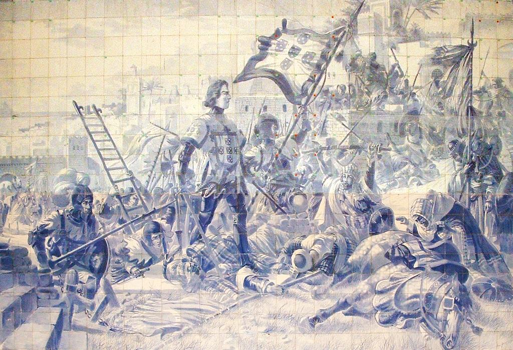 Ceuta nos primórdios da ocupação portuguesa – Aventar