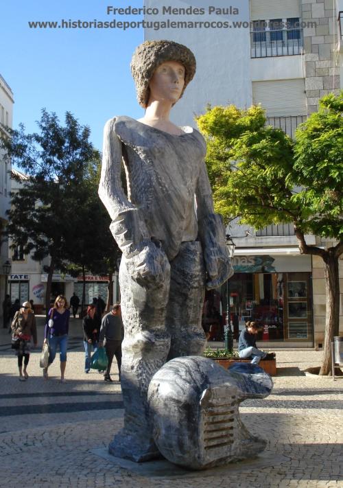 Estátua D. Sebastião