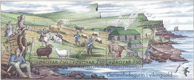 everyday life in the viking age