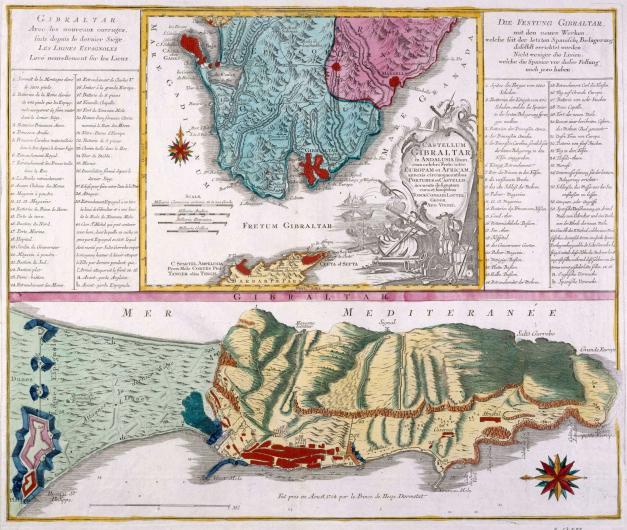 Gibraltar 1777