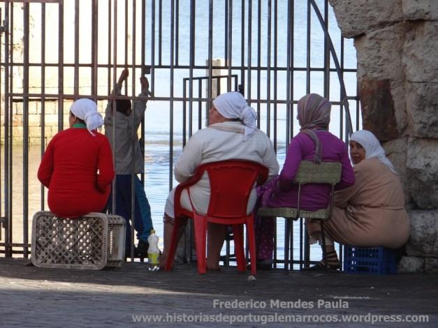 Na Porta do Mar
