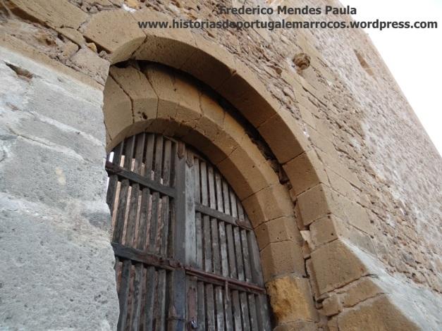 Porta do Castelo do Mar de Safim