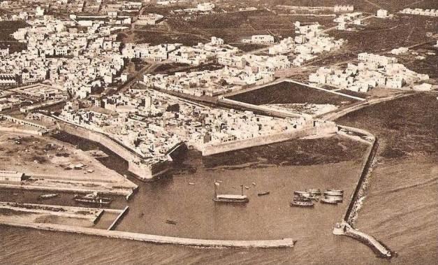Foto aérea de Mazagão
