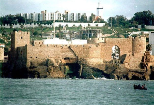 Chateau de Mer de Safi