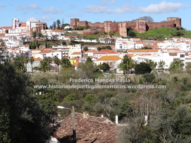 Castelo e Rio Arade