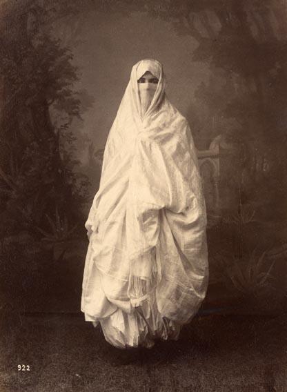 mulher desconhecida