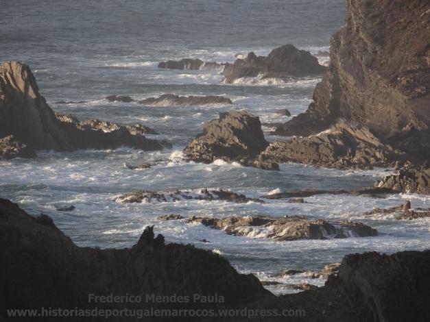 Rochas na Ponta da Atalaia