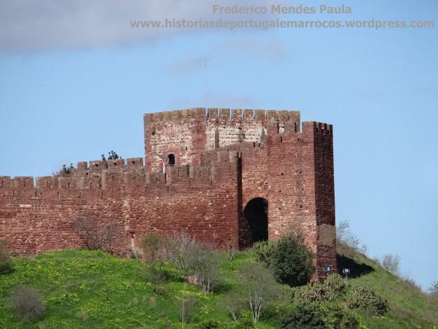 Torre albarrã Silves