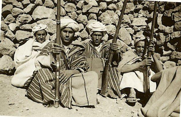 Guerrilheiros Imazighen