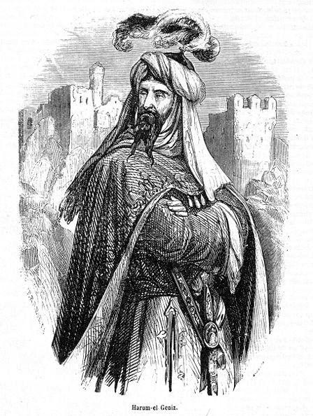 Harum-el-Geniz 1859