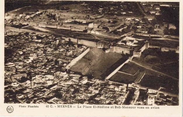 imagem 91A - A Prisão Qara de Meknes