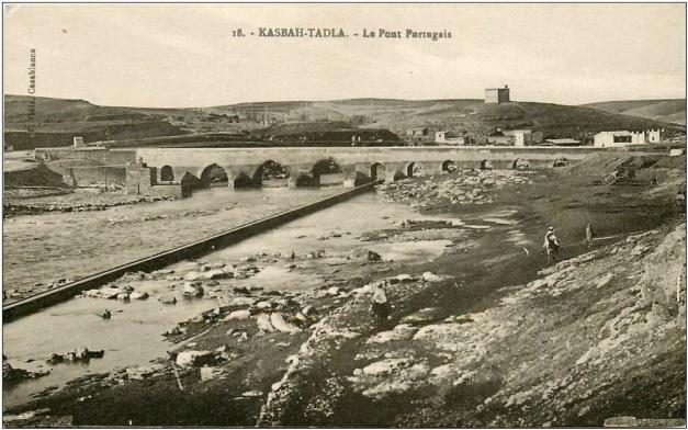 Ponte de Kasbah Tadla