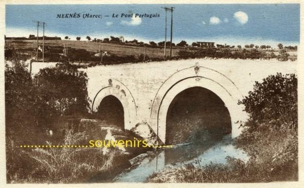 Ponte de Meknes