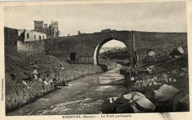 Ponte portuguesa de Khenifra