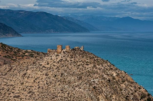 Torres de Beni Boufrah, foto de Jitenshaman