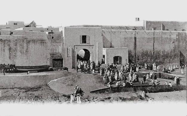 Bab El Marsa ..vers 1890