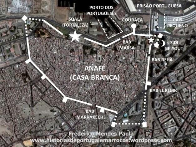prisão portuguesa de Anafé