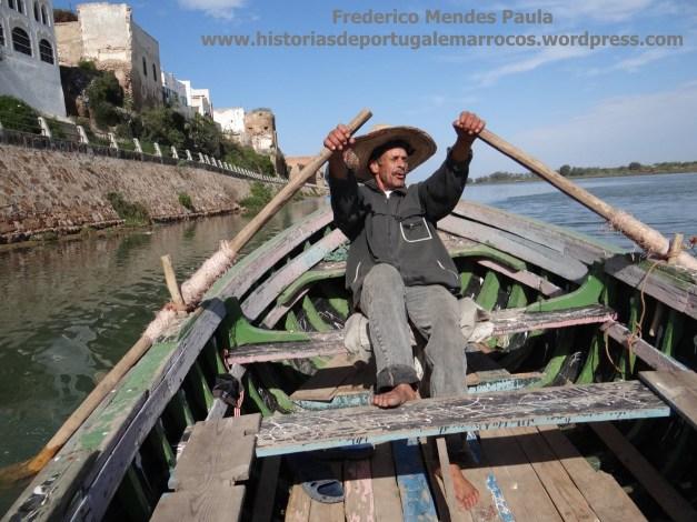 Barqueiro em Azamor