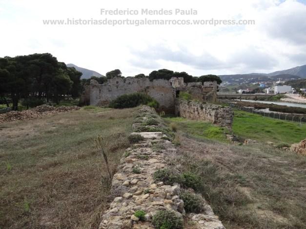 Couraça e Castelo de Alcácer