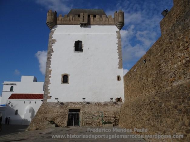 Torre de menagem de Arzila