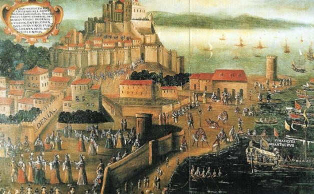 vincente mestre expulsion moriscos 1613