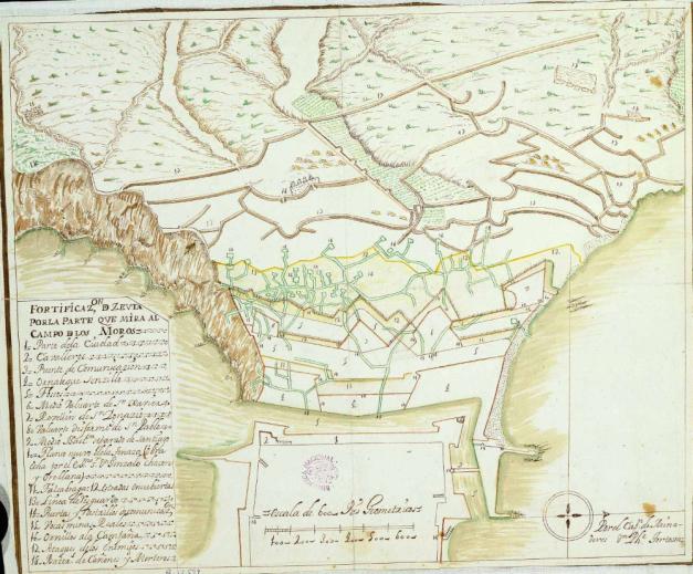 Ceuta 1800