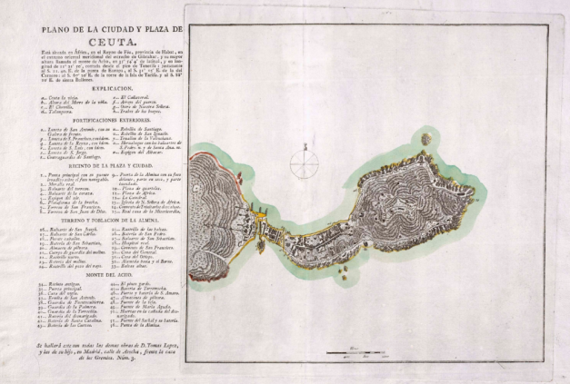 Ceuta 1800a