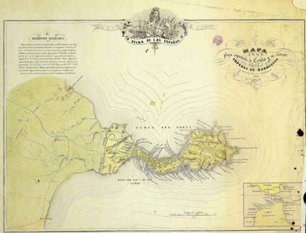 Ceuta 1859