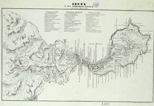 Ceuta 18xx