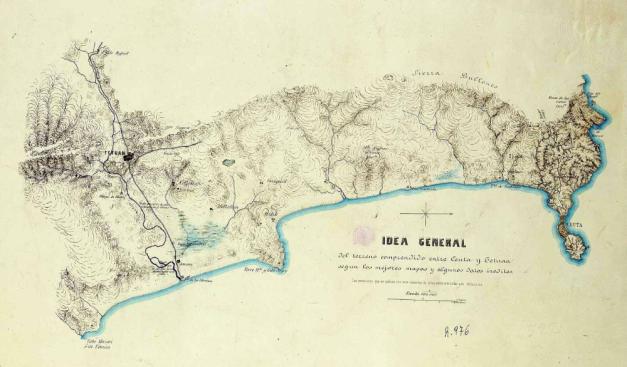 Ceuta-Tetuan 1859