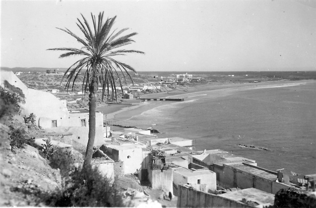 agadir_la_plage_1930