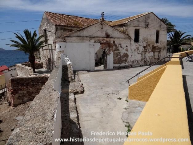 Forte de Santo Amaro Ceuta