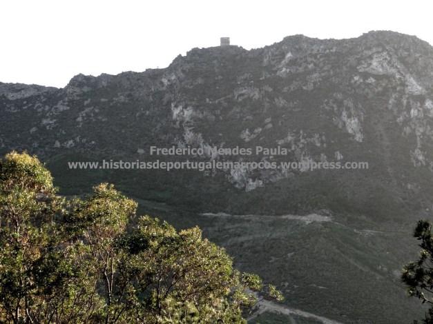 Forte na Serra da Ximeira Ceuta