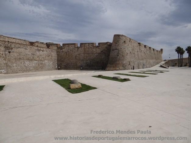 Muralhas de Ceuta 5