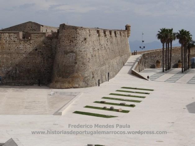 Muralhas de Ceuta 7