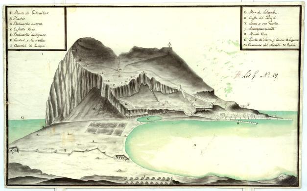 Gibraltar 1704