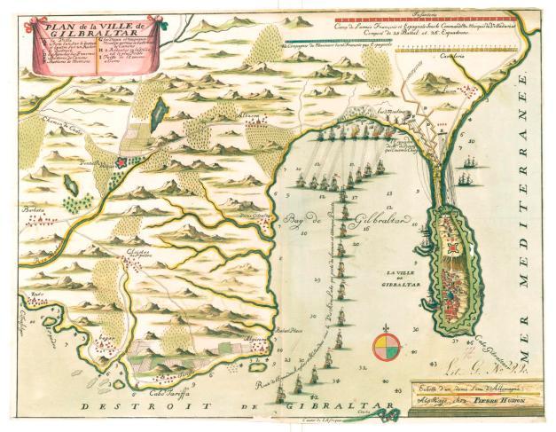 Gibraltar 1705