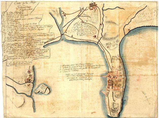 Gibraltar 1735