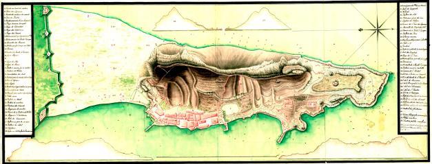 Gibraltar 1762