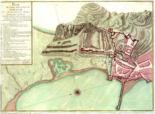 Gibraltar 1779