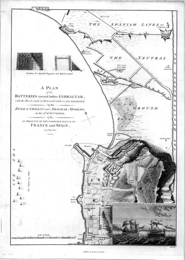 Gibraltar 1785