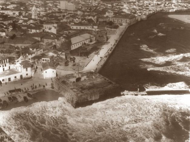 Lagos nos anos 40