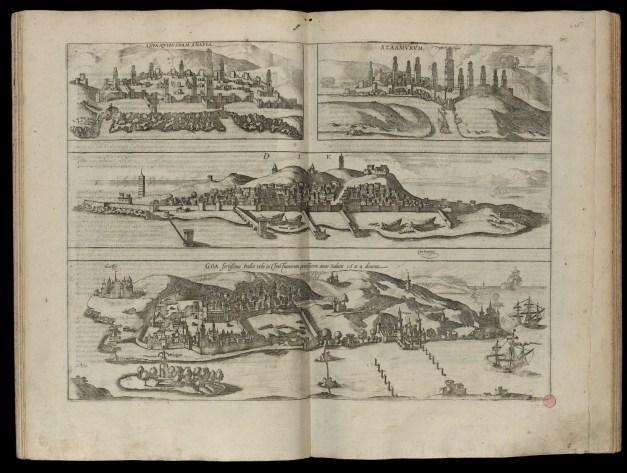 Civitates Orbis Terrarum de Braun e Hogenberg, 1572 (Pág. 126)