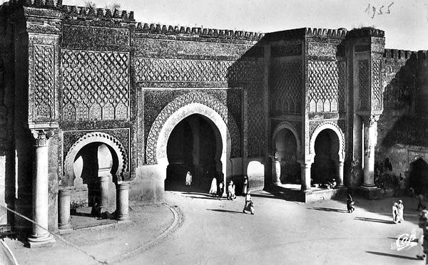 Bab El Mansour, Meknés