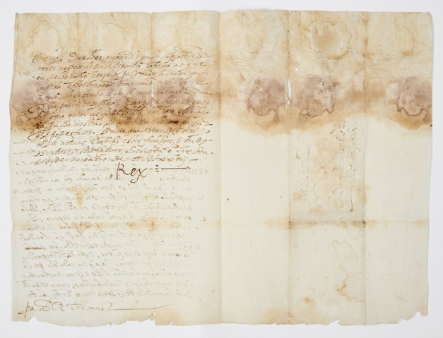 Carta Régia de D. Henrique, Cardeal-Rei (1512-1580) sobre o resgate dos cativos da Batalha de Alcácer-Quibir
