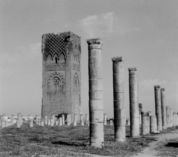 Torre Hassan, Rabat