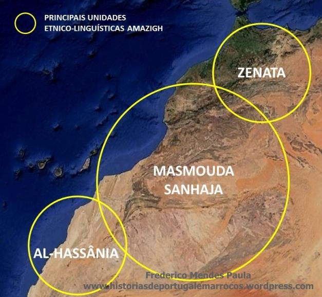 unidades etnico linguisticas amazigh