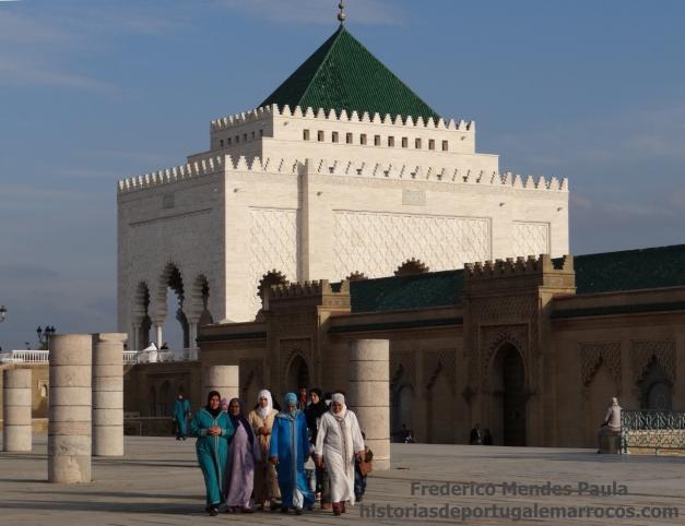 mausoleu-mohamed-v